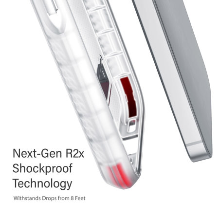 Ghostek Covert 4 iPhone 12 Tough Case - Clear
