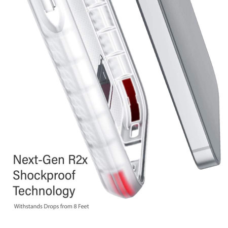 Ghostek Covert 4 iPhone 12 Pro Max Case - Clear