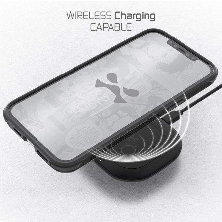 Ghostek Exec 4 iPhone 12 Pro Max Wallet Case - Black