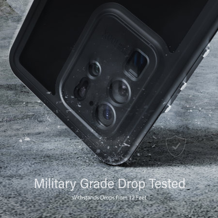 Ghostek Nautical 3 Samsung Note 20 Ultra Waterproof Tough Case - Black