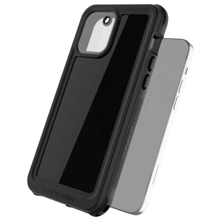 Ghostek Nautical 3 iPhone 12 Pro Waterproof Tough Case - Black