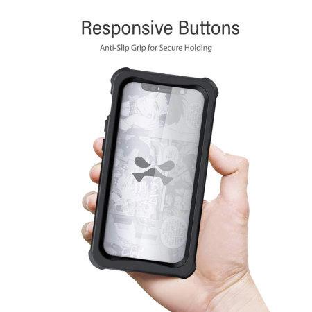 Ghostek Nautical 3 iPhone 12 Waterproof Tough Case - Black