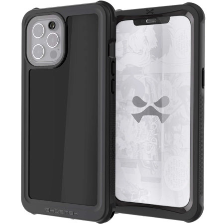 Ghostek Nautical 3 iPhone 12 Pro Max Waterproof Tough Case - Black