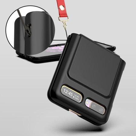 Araree Aero Flex Samsung Galaxy Z Flip Protective Case - Black