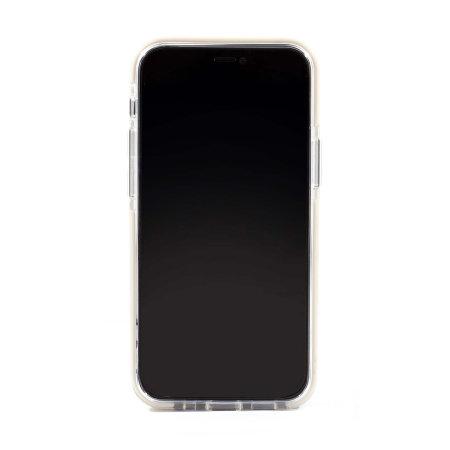 Ted Baker Elderflower iPhone 12 mini Anti-Shock Case - Clear