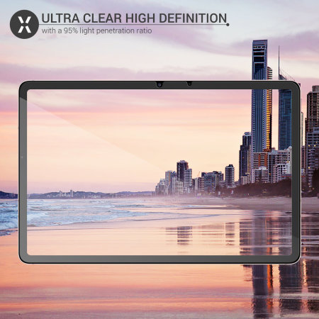 Olixar Samsung Galaxy Tab S7 Plus Tempered Glass Screen Protector