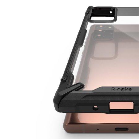 Ringke Fusion X Samsung Galaxy Note 20 Tough Case - Black