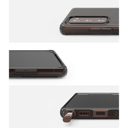 Ringke Air Samsung Galaxy Note 20 Thin Case - Smoke Black