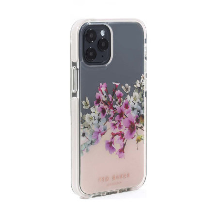 Ted Baker Jasmine iPhone 12 Pro Anti-Shock Case - Clear