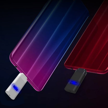 UV-C Mini Disinfection UV Sterilisation Light For USB-C Devices