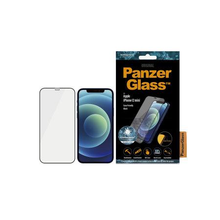 PanzerGlass iPhone 12 mini Tempered Glass Screen Protector - Black
