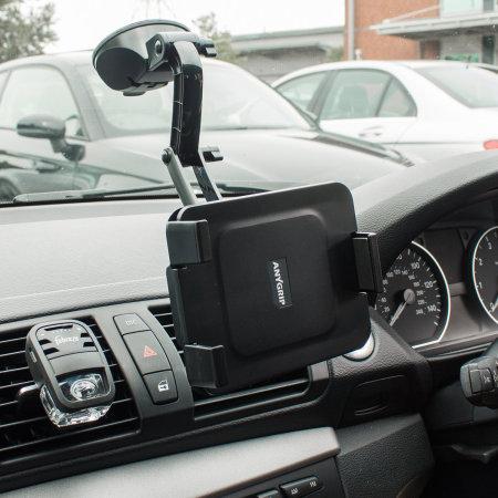 "AnyGrip iPad Air 3 10.5"" 3rd Gen. 2019 Car Holder & Stand - Black"