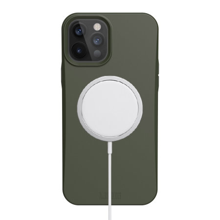 UAG Outback iPhone 12 Pro Max Biodegradable Case - Olive