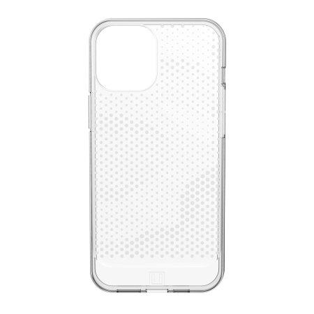 UAG Lucent iPhone 12 Pro Max Slim-Tough Case - Ice