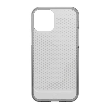 UAG Lucent iPhone 12 Slim-Tough Case - Ash