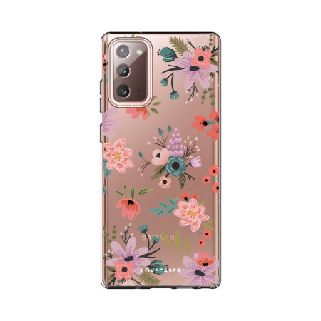 LoveCases Samsung Galaxy Note 20 Ditsy Flower Case