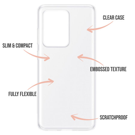 LoveCases Samsung Galaxy Note 20 Ultra Starry Design Case - White