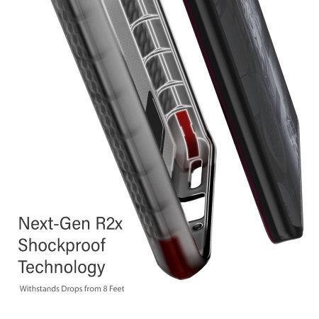 Ghostek Covert 4 Motorola Edge Plus Ultra-Thin Tough Case - Black
