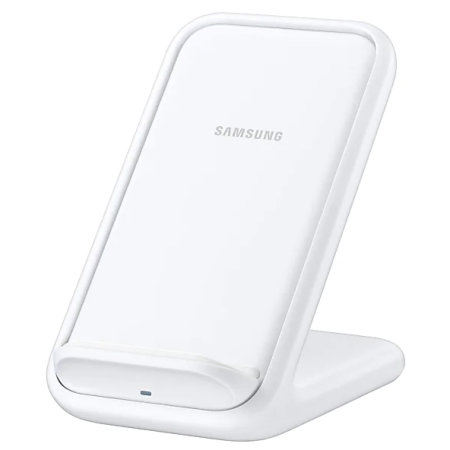 Official Samsung Note 20 Ultra Fast Wireless Charger Stand 15W-White