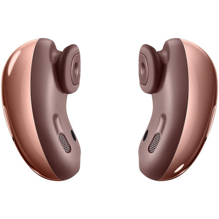 Official Samsung Galaxy Buds Live Wireless Earphones - Mystic Bronze