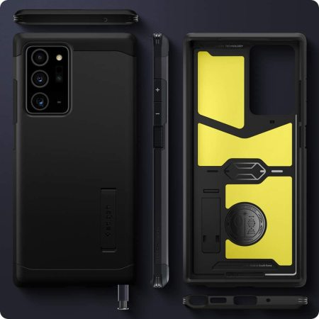Spigen Tough Armor Samsung Galaxy Note 20 Ultra Case - Black
