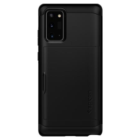 Spigen Slim Armor CS Samsung Galaxy Note 20 Case - Black