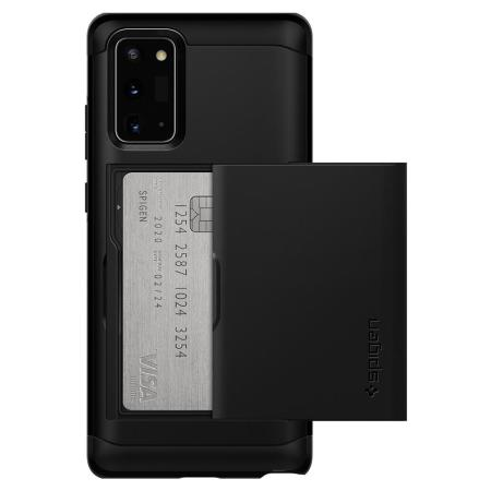 Spigen Slim Armor CS Samsung Galaxy Note 20 Case - Black