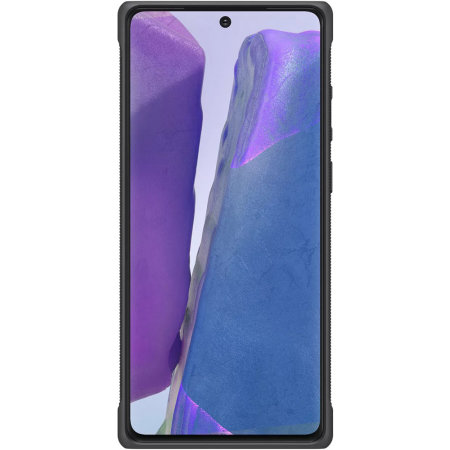 Official Samsung Galaxy Note 20 5G Protective Standing Case - Silver