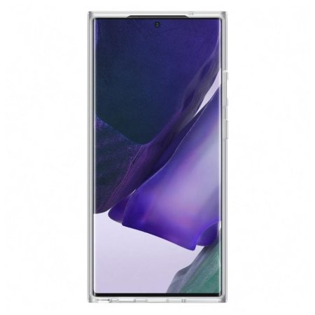 Official Samsung Galaxy Note 20 Ultra Standing Cover - Transparent