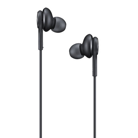 Official Samsung AKG USB Type-C Wired Earphones - Black