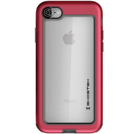 Ghostek Atomic Slim iPhone 7 / 8 Tough Case - Red