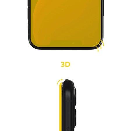 RhinoShield iPhone 12 3D Edge to Edge Impact Screen Protector