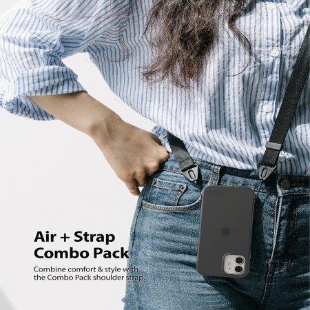 Ringke Air iPhone 12 mini Case - Black