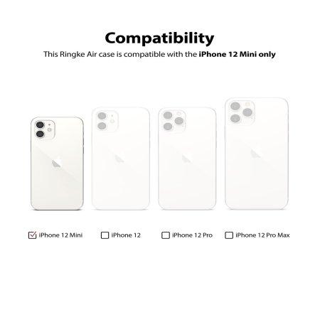 Ringke Air iPhone 12 mini Case - Glitter