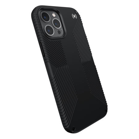 Speck iPhone 12 Pro Max Presidio2 Grip Slim Case - Black