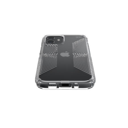Speck iPhone 12 mini Presidio Perfect-Clear Grip Case