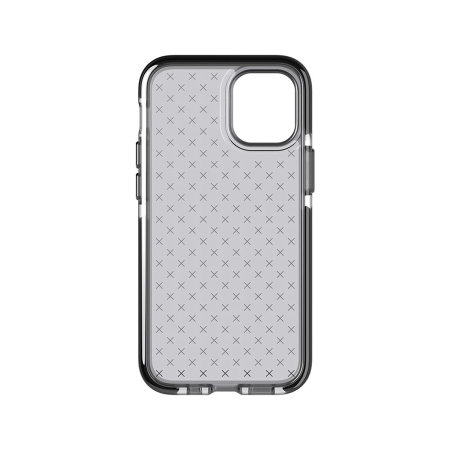 Tech 21 iPhone 12 mini Evo Check Protective Case - Smokey Black