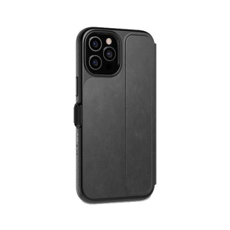 Tech 21 iPhone 12 Pro Max Evo Wallet 360° Protective Case- Black