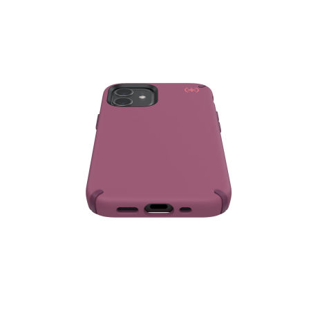 Speck iPhone 12 Presidio2 Pro Slim Case - Burgundy