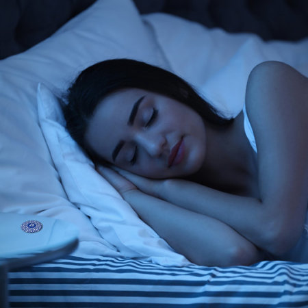 Energydots SleepDOT Radiation Protection Stickers - Twin Pack
