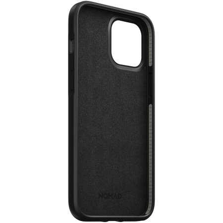 Nomad iPhone 12 Pro Max Rugged Protective Leather Case - Rustic Brown