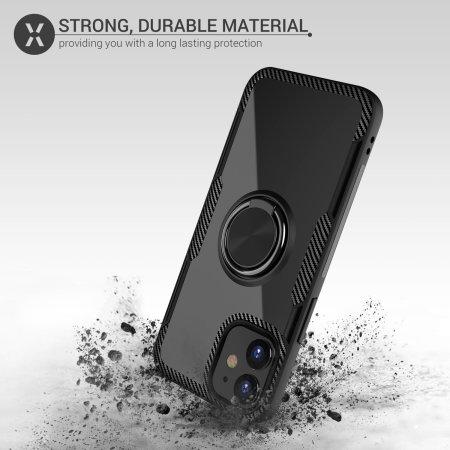 Olixar Armaring 2.0 iPhone 12 Case - Black