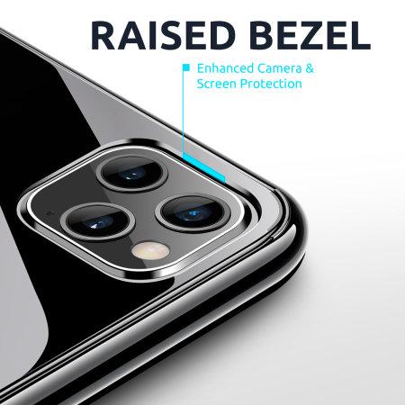 Olixar FlexiCover Full Body iPhone 12 Pro Gel Case - Clear