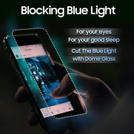 Whitestone Samsung Galaxy Z Fold 2 5G Tempered Glass Screen Protector
