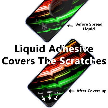 Whitestone iPhone 12 Pro Dome Tempered Glass Single Screen Protector