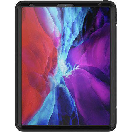 "OtterBox Defender Series iPad Pro 12.9"" 2020 4th Gen. Case - Black"