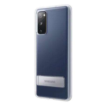 Official Samsung Galaxy S20 FE Protective Standing Cover - Clear