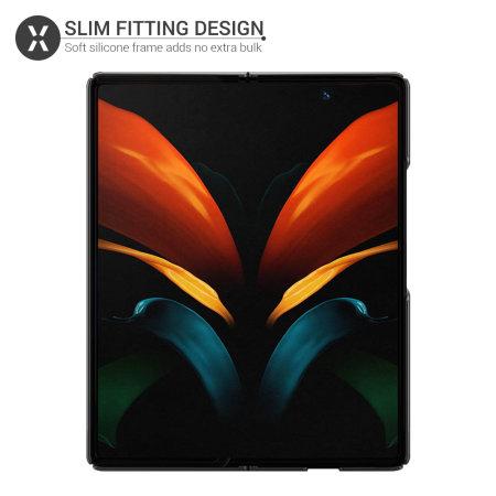 Olixar Fortis Samsung Galaxy Z Fold 2 5G Tough Case - Black