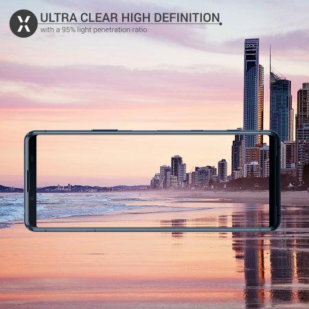 Olixar Sony Xperia 5 II Tempered Glass Camera Protectors - Twin Pack