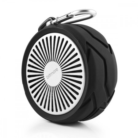 Bitmore Wireless Bluetooth Water Resistant Speaker - Black